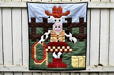 Cowgirl Quilt PATTERN by Counted Quilts