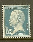 "FRANCE STAMP TIMBRE N° 180 "" TYPE PASTEUR 1F25 BLEU "" NEUF xx TTB"