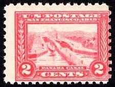 """US Sc# 402 *MINT OG NH* { 2c PANAMA PACIFIC } BEAUTY """"PERF 10 OF 1915 CV$ 170.00"""