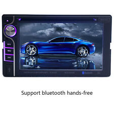 "6.2"" HD Bluetooth 2 DIN In-Dash Car CD DVD Player Touch LCD Stereo Radio MP3"