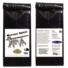 50 g Havana Spirit Räucherwerk Holy Smoke [Tabakersatz] kein Teer oder Nikotin