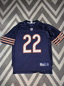 Official NFL On Field Chicago Bears Jersey Size M #22 Matt Forte GSH Football