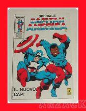 Speciale CAPITAN AMERICA Star Comics supplemento 1993