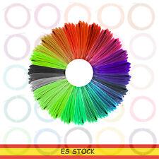 Filamento para Impresora 3D 25 colores 1.75mm PLA Materiales de Impresión  125M
