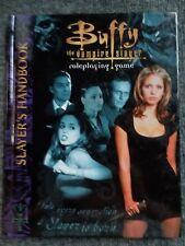 Buffy the Vampire Slayer Slayer's Handbook RPG EDN6010 HC New