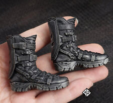 """DIY 1/6 Scale Old Boots Model For 12"""" Male HT DAM Figure Dolls"""