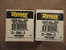 2 Dymax WBFA2052 Lower Ball Joints