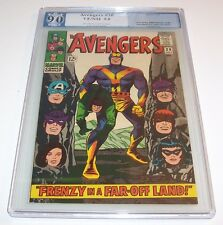 Avengers #30 - 1966 Silver Age Marvel Issue - Graded PGX VF/NM 9.0