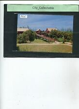 P565 # MALAYSIA USED PICTURE POST CARD * RANTAU ABANG RESTAURANT