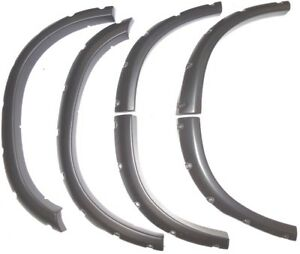 TD5 EXTENDED EXTRA WIDE 50mm WHEEL ARCH KIT FOR LAND ROVER DISCOVERY 2  LR643