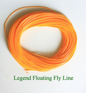 Legend Quality Floating Fly Line WF or DT Fully Guaranteed WF3, 4, 5, 6, 7, or 8