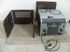 Vintage Webster Chicago Model 7 Wire Recorder RMA-375  PARTS NOT WORKING