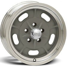 16x4.5 Gray Rocket Racing Igniter Wheels 5x5.5 -18 Lifted DODGE DAKOTA