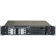 """Lite Puter Briteq BT 626 6 Kanal Dimmer 3850W DMX Schuko Profi Qualität 19"""" NEU"""