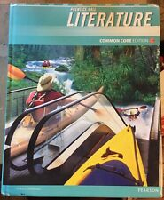 Prentice Hall Literature, Grade 9: Common Core Edition by Heather Barnes, Lee Br