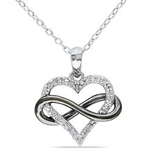 Love and Hearts Fine Diamond Necklaces and Pendants