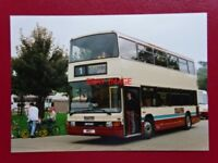 PHOTO  READING TRANSPORT DAF DB250WB505 BUS NO 701 REG MRD 1 VIEW 5