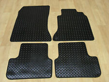 Mercedes CLA (2013-on) Fully Tailored RUBBER Car Mats Black.
