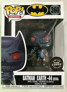 Funko Pop! Batman Murder Machine Chase GITD Glow #360 Hot Topic Exclusive