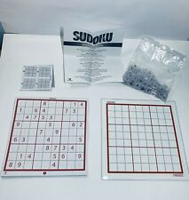 GLASS SUDOKU GAME-LTD-NIB