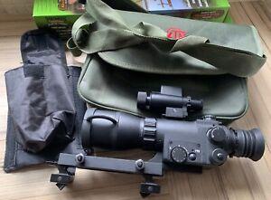 "ATN Aries MK350 ""Guardian"" Night Vision Scope With IR Illuminator."