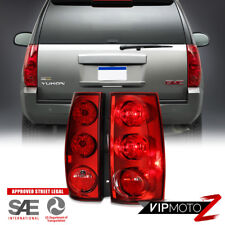 [COMPLETE LEFT+RIGHT] 2007-2014 GMC Yukon XL Tahoe Suburban Tail Lights Lamps