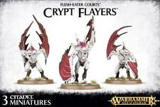 Flesh Eater CRYPT FLAYERS/CRYPT HORRORES / VARGHEISTS Warhammer Edad of sigmar