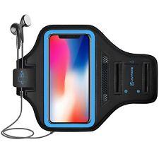 Banda Deportiva De Brazo Para IPhone X Con Compartimento Para Llaves Y Tarjetas