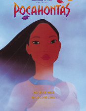 """""""POCAHONTAS"""" WALT DISNEY PICTURES FOR EASY VIOLA-MUSIC BOOK-BRAND NEW ON SALE!!"""