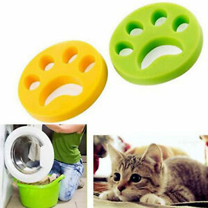 2x Dog & Cat Pet Hair Remover Floating Fur Catcher for Laundry Washing Machine