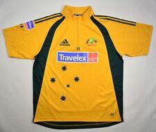 Adidas AUSTRALIA CRICKET SHIRT XXL Shirt Jersey Kit