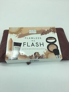 Laura Geller Essentials Flawless In A Flash Travel Makeup Kit New