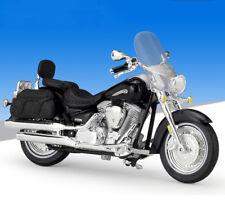 1:18 Maisto YAMAHA 2001 Road Star Silverado Motorcycle Bike Model New Toy Black