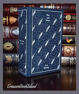 War and Peace by Leo Tolstoy Brand New W/ Ribbon Collectible Hardcover Gift