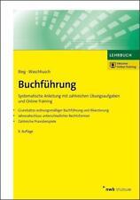 Buchführung von Hartmut Bieg und Gerd Waschbusch