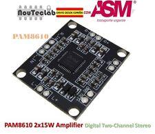 PAM8610 Power Amplifier Board 2x15W Amplifier Digital Two-Channel Stereo
