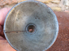 Antique METAL KITCHEN FUNNEL, small