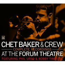 Chet Baker AT THE FORUM THEATRE - COMPLETE RECORDINGS (2-CD DIGIPACK EDITION)
