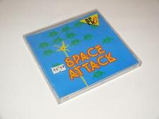 """IBM PC 5,25 """"software ~ SPACE ATTACCO DA Britannia ~ JEWEL CASE ~ NUOVO"""