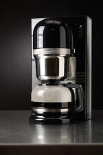 KitchenaAid Filterkaffeemaschine 5KCM0802EEOB onyx schwarz