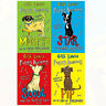 Gill Lewis Puppy Academy Collection 4 Books Set Scout and the Sausage Thief NEW