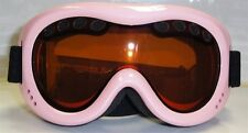 Ski Banz Ski  Snow Goggles  Kids 4-10 Powder Pink