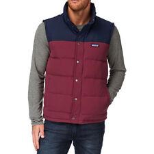 Patagonia Regular Solid 2XL Vests for Men