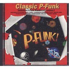 Classic P-Funk Mastercuts Volume 1 - CD 1993 COME NUOVO