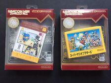 Nintendo GameBoy Advance GBA -  Super Mario Bros + Shin Onigashima Famicom Mini
