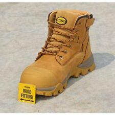 Diadora Craze Zip WIDE Wheat Work Boots