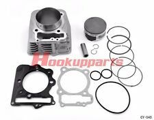89mm 440cc Big Bore Cylinder Piston Gasket Kit for Honda XR400R 1996-2004 NEW