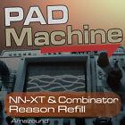 192 PADS REASON REFILL for COMBINATOR & NNXT - 24BIT SAMPLES PC MAC DOWNLOAD