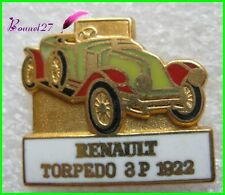 Pin's Collection Voiture RENAULT Car TORPEDO 3P 1922 #40