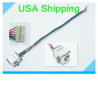 Original DC power jack charging plug in cable for ASUS K55V K55VM K55VD K55VS